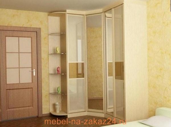 угловой шкаф купе в спальню шкаф купе для маленькой спальни угловой